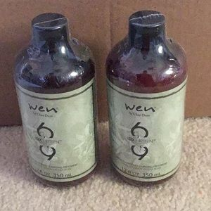 Wen cleansing treatment